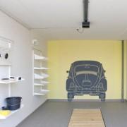 Betonfertiggarage mit individueller Ausstattung