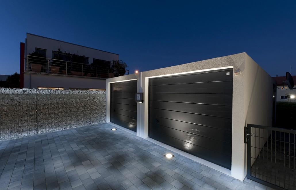 Fabulous Der große Garagenvergleich: Betonfertiggarage vs. gemauerte Garage RB93