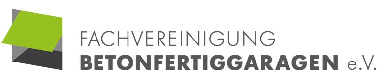 Logo Fachvereinigung Betonfertiggaragen e.V.
