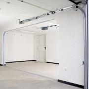 Luftzufuhr, Luftzirkulation, Betonfertiggarage