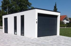 Steidle Garagen Eigenschaften : Solaranlage fachvereinigung betonfertiggaragen e v