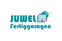 Logo Fertiggaragenhersteller Juwel Fertiggaragen