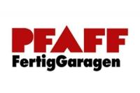 Logo Fertiggaragenhersteller Pfaff