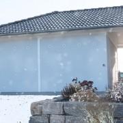 Betonfertiggaragen bieten Komfort im Winter